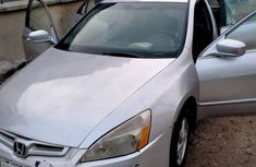 Nigerian Used Honda Accord 2003 Model in Surulere