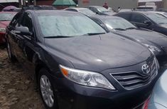 Foreign Used Toyota Camry 2008 Black Model in Apapa