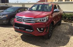 2019 Toyota Hilux Foreign Used Pickup for Sale