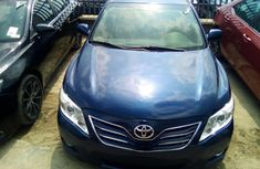 Used Toyota Camry Foreign 2011 Model Blue for Sale