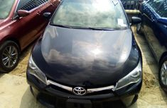 Used Toyota Camry Foreign 2016 Model Black for Sale
