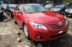 Used Toyota Camry Foreign 2008 Model Red for Sale