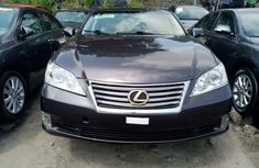 Used Lexus ES 350 Foreign 2010 Model Black for Sale
