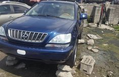 Neat Foreign used Lexus Rx300 2002 Model