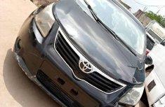 Nigeria Used Toyota Avensis 2009 Model Black