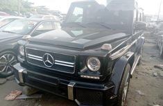 Foreign Used 2012 Mercedes-Benz AMG Petrol Automatic