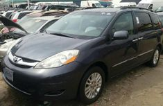 Foreign Used 2008 Toyota Sienna for sale in Lagos