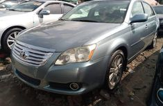 Foreign Used Toyota Avalon 2005 Model Blue