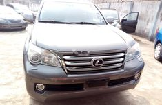 Foreign Used Lexus GX 2013 Model Gray