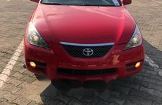 Foreign Used 2008 Toyota Solara for sale in Lagos