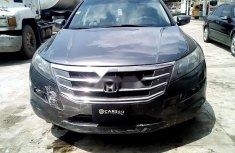 Nigeria Used Honda Accord CrossTour 2012 Model Gray