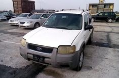 Super Clean Nigerian used 2001 Ford Escape