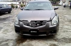 Nigeria Used Nissan Maxima 2007 Model Gray