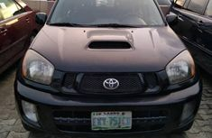 Nigerian Used Toyota RAV4 2003 for sale