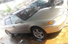 Foreign Used Toyota Camry 1996 Model Gold