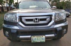 Nigerian Used Honda Pilot 2011 Petrol Automatic