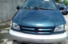 Foreign Used Toyota Sienna 1998 Model Blue