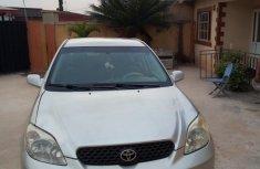 Toyota Matrix 2003 Model Nigeria Used Silver for Sale
