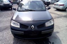 Nigeria Used Renault Megane 2003 Model Blue