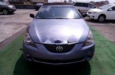 Nigeria Used Toyota Solara 2005 Model Blue