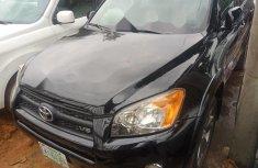 Neat Nigerian used Toyota RAV4 2011