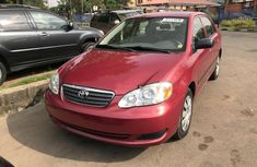 Very Clean Foreign used 2005 Toyota Corolla