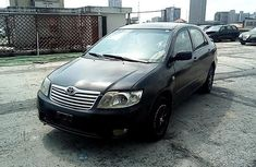 Neat Nigerian used  2005 Toyota Corolla
