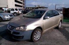 Neat Nigerian used 2009 Volkswagen Jetta