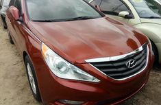 Very Sharp Tokunbo 2011 Hyundai Sonata