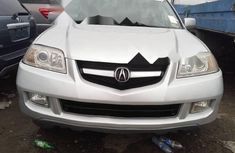 Very Clean Foreign used 2006 Acura MDX