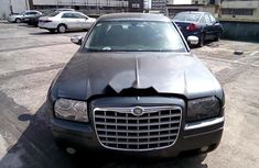 Nigeria Used  Chrysler 300C 2005 Model Black
