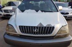 Very Clean Nigerian used Lexus RX 2001