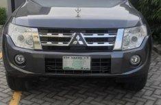 Nigerian Used Mitsubishi Pajero 2014 Petrol Automatic Red