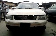 Nigeria Used  Volkswagen Passat 2001 Model White