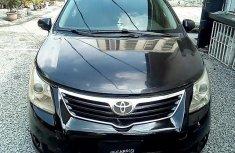 Nigeria Used Toyota Avensis 2011 Model Black