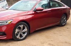 Foreign used 2018 Honda Accord