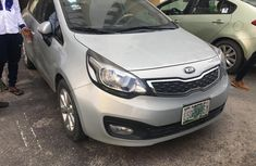 Kia Rio 2015 Model Foreign Used Silver for Sale