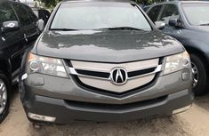 Acura MDX 2009 Model Foreign Used Gray for Sale