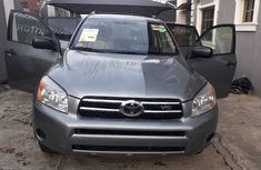 Toyota Rav4 2008 Model Foreign Used SUV