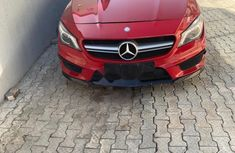Nigerian Used Mercedes-Benz CLA-Class 2014 for sale