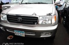 Foreign Used Toyota Land Cruiser 2000 for sale