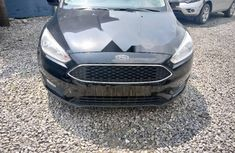 Nigeria Used  Ford Focus 2015 Model Black