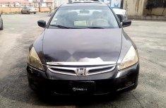 Nigerian Used Honda Accord 2006