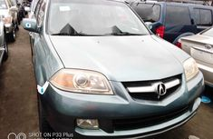 Foreign Used 2005 Acura MDX for sale