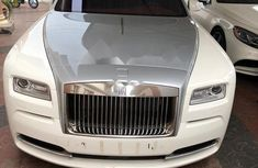 Nigerian Used 2017 Rolls-Royce Ghost for sale in Lagos