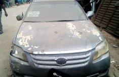 Nigeria Used Toyota Avalon 2006 Model Gray