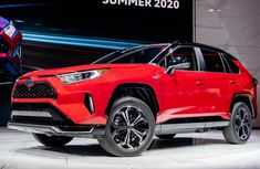 2021 Toyota RAV4 Prime PHEV will be the most fuel economical RAV4 of all time