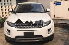 Foreign Used Land Rover Range Rover Evoque 2013