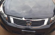 Foreign Used 2008 Honda Accord Petrol