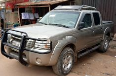 Nigerian Used 2004 Nissan Frontier Petrol Automatic